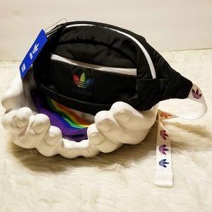 🌈 ADIDAS Pride Rainbow Fanny Pack Wast bag